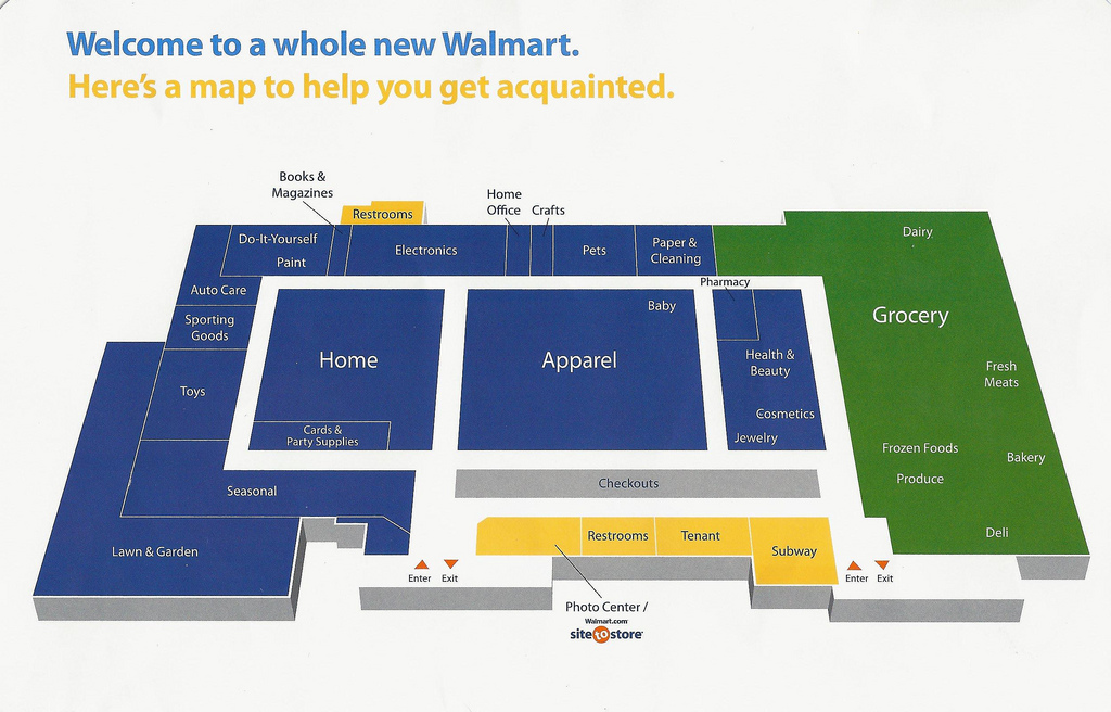 gallery for gt walmart floor plan gallery for gt walmart floor layout