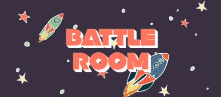 Battle Room (sit down dodgeball)